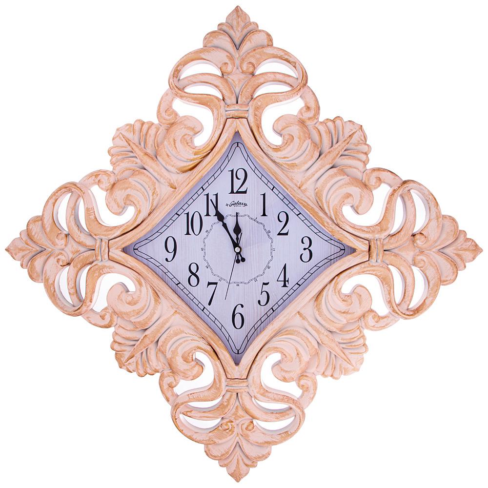 Часы настенные кварцевые 207-389 60,5*60,5 см