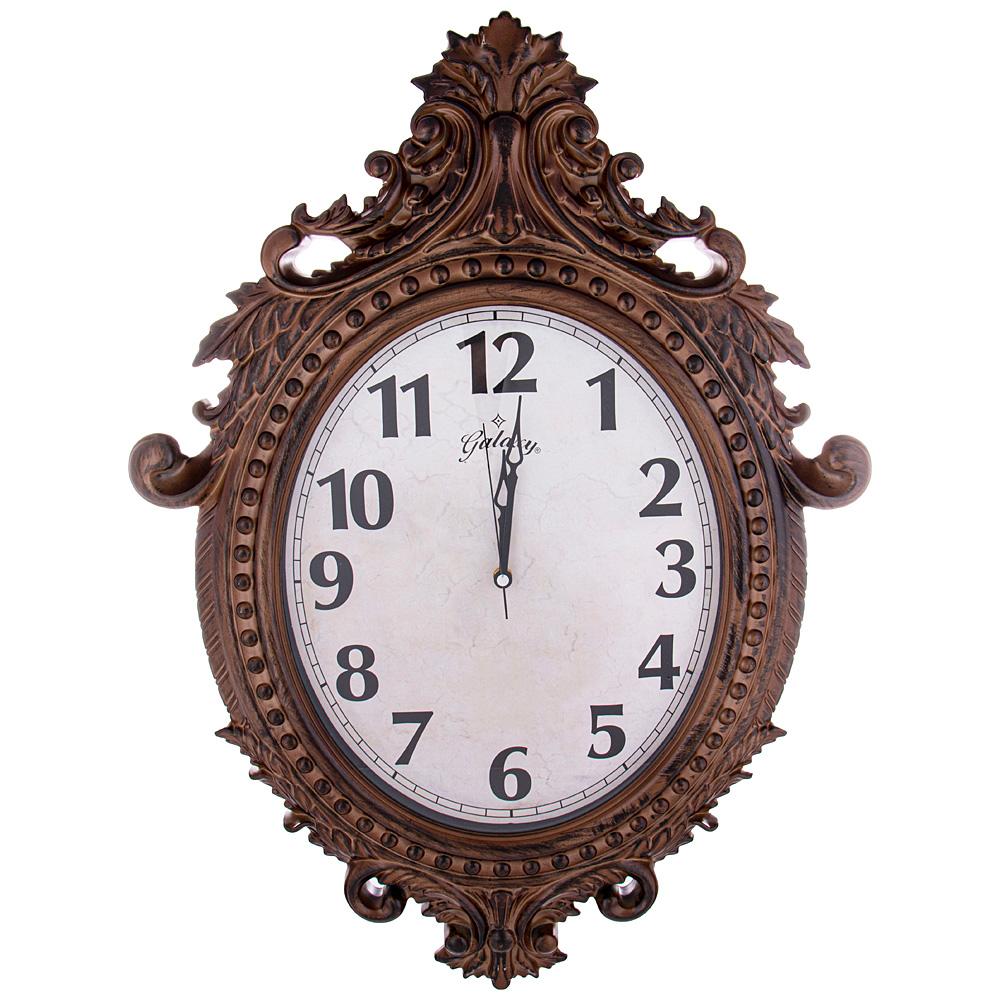 Часы настенные кварцевые 207-391 54*73 см