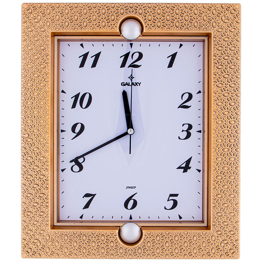 Часы настенные кварцевые 207-411 29,5*34,5 см