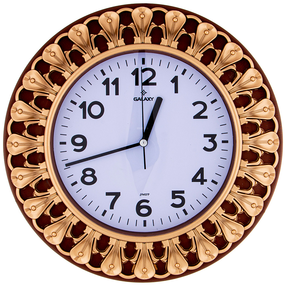 Часы настенные кварцевые 207-419 32,8 см