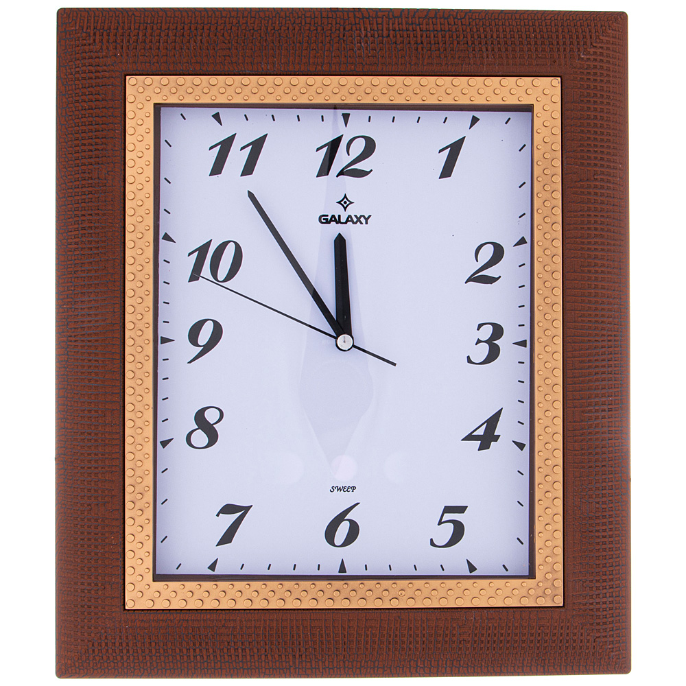 Часы настенные кварцевые 207-423 30,5*35,5 см