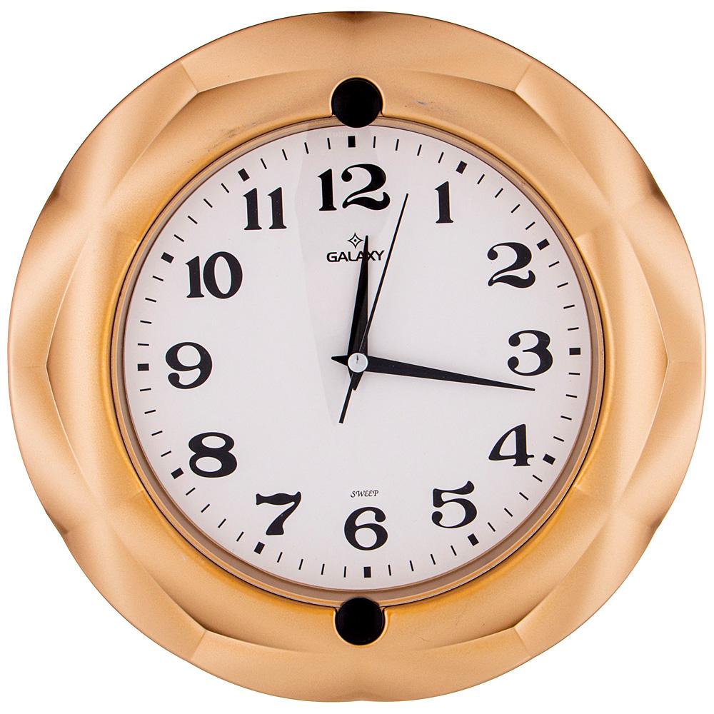 Часы настенные кварцевые 207-430 29 см