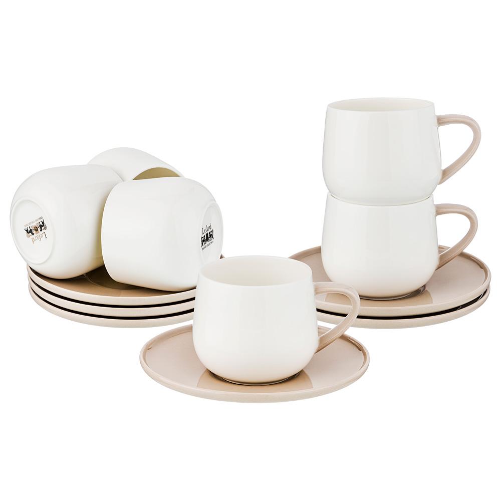 Чайный набор 264-973 на 6 персон, 12 предметов