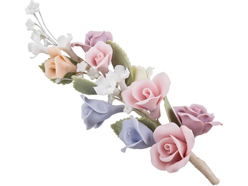 """Статуэтка 461-253 """"Розы"""" 20*6*3,5 см"""