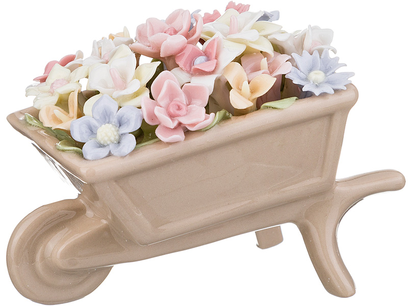 """Статуэтка 461-254 """"Садовые цветы"""" 8*5*5,5 см"""