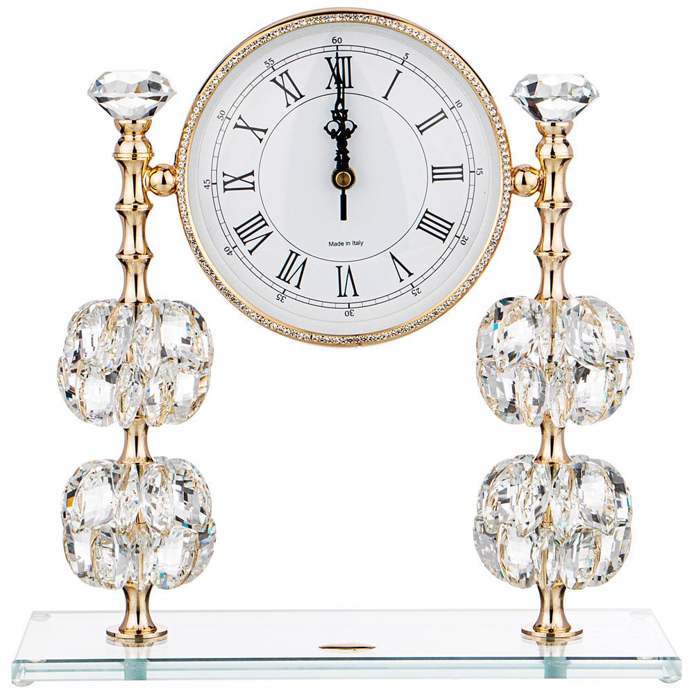 Часы настольные 661-099 magic crystal 30*12*31 см