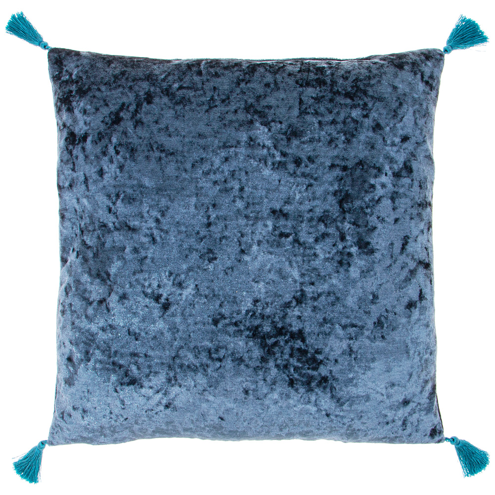 Подушка 850-830-5 декоративная 35х35 см мини синий