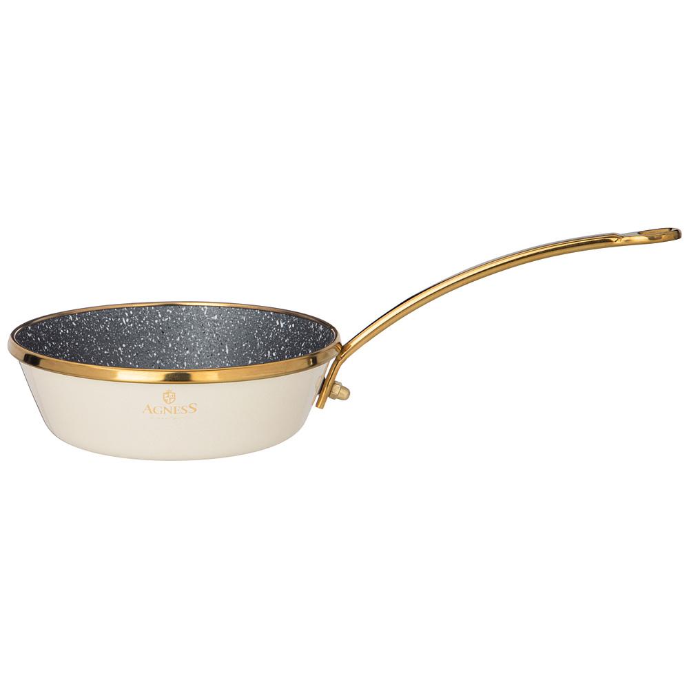Сковорода эмалированная 950-377 agness 12 см
