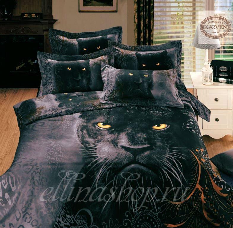 383 постельное белье из сатина Karven