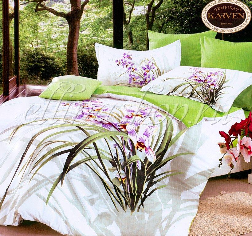 BM-009 постельное белье из бамбука Karven