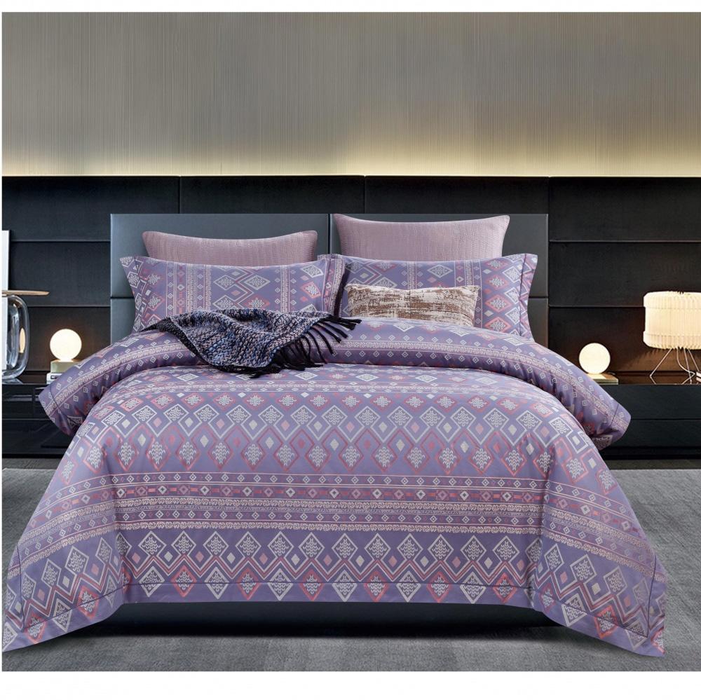 Комплект постельного белья из сатин-жаккарда J503 Karven