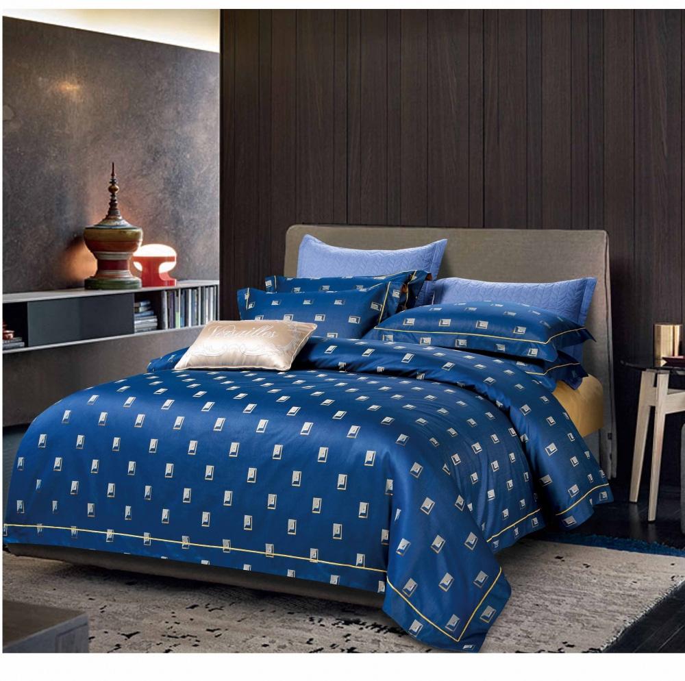 Комплект постельного белья из сатин-жаккарда J526 Karven