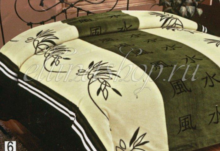 854 Китай плед-простыня из микрофибры Karven
