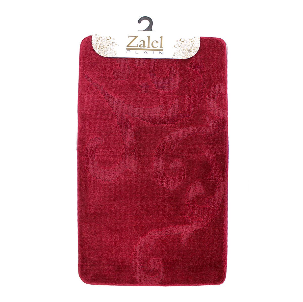 Комплект жаккардовых ковриков для ванны 44-491 Zalel