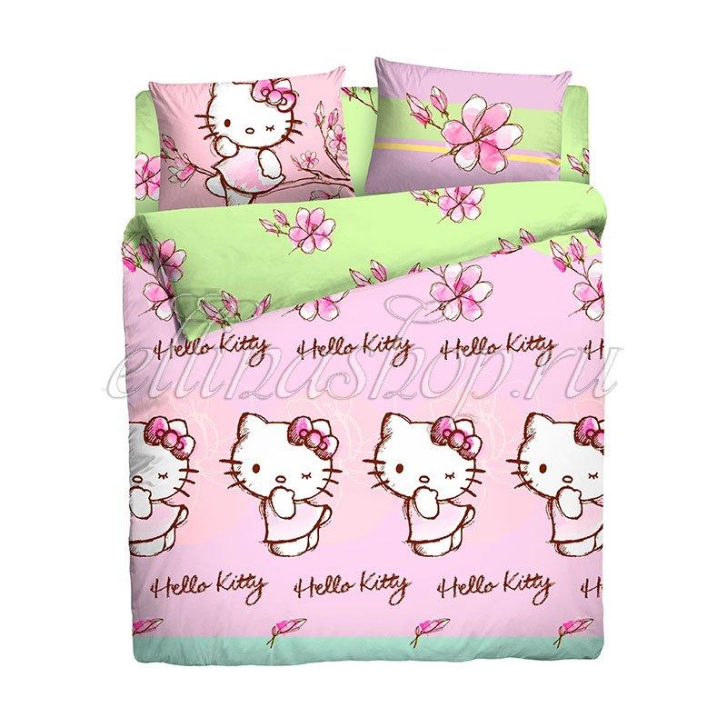 Hello Kitty (83) 1,5 детское белье из ранфорса Free Style
