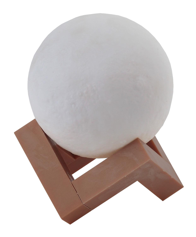 LED ночник, декоративный NLED-490-1w-W белый 10х10х11 см ЭРА
