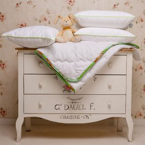 Лучший наполнитель для детской подушки