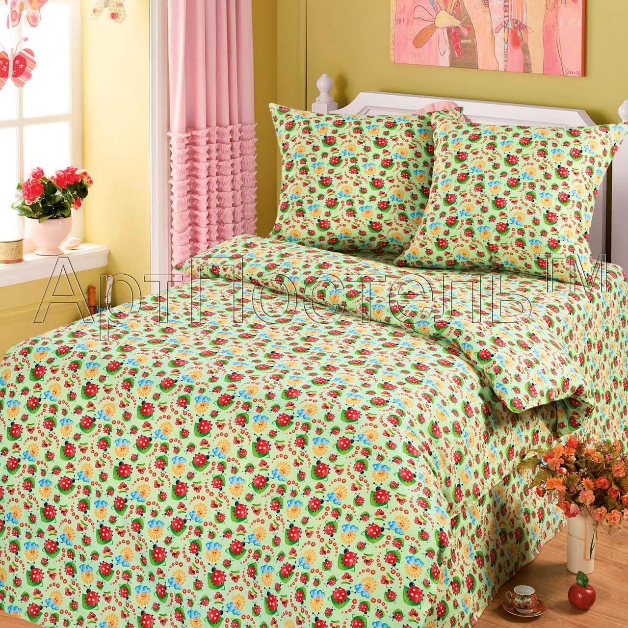Добрый жук детское постельное белье Арт постель
