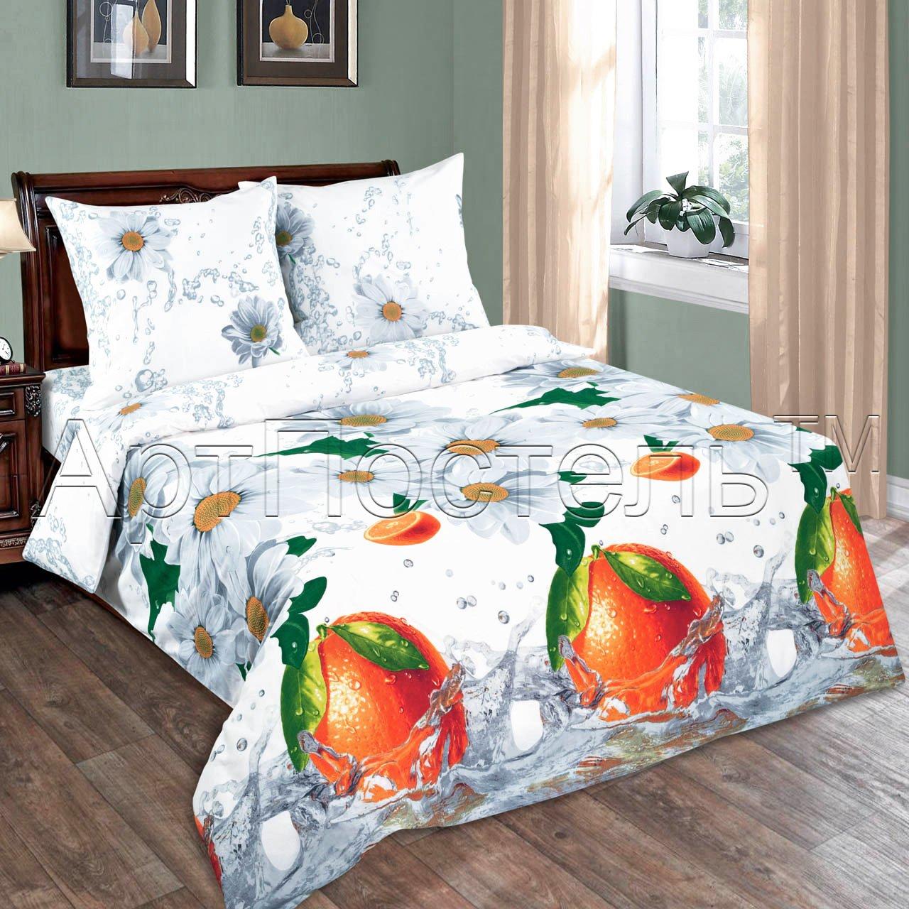 Фреш постельное белье с простыней на резинке