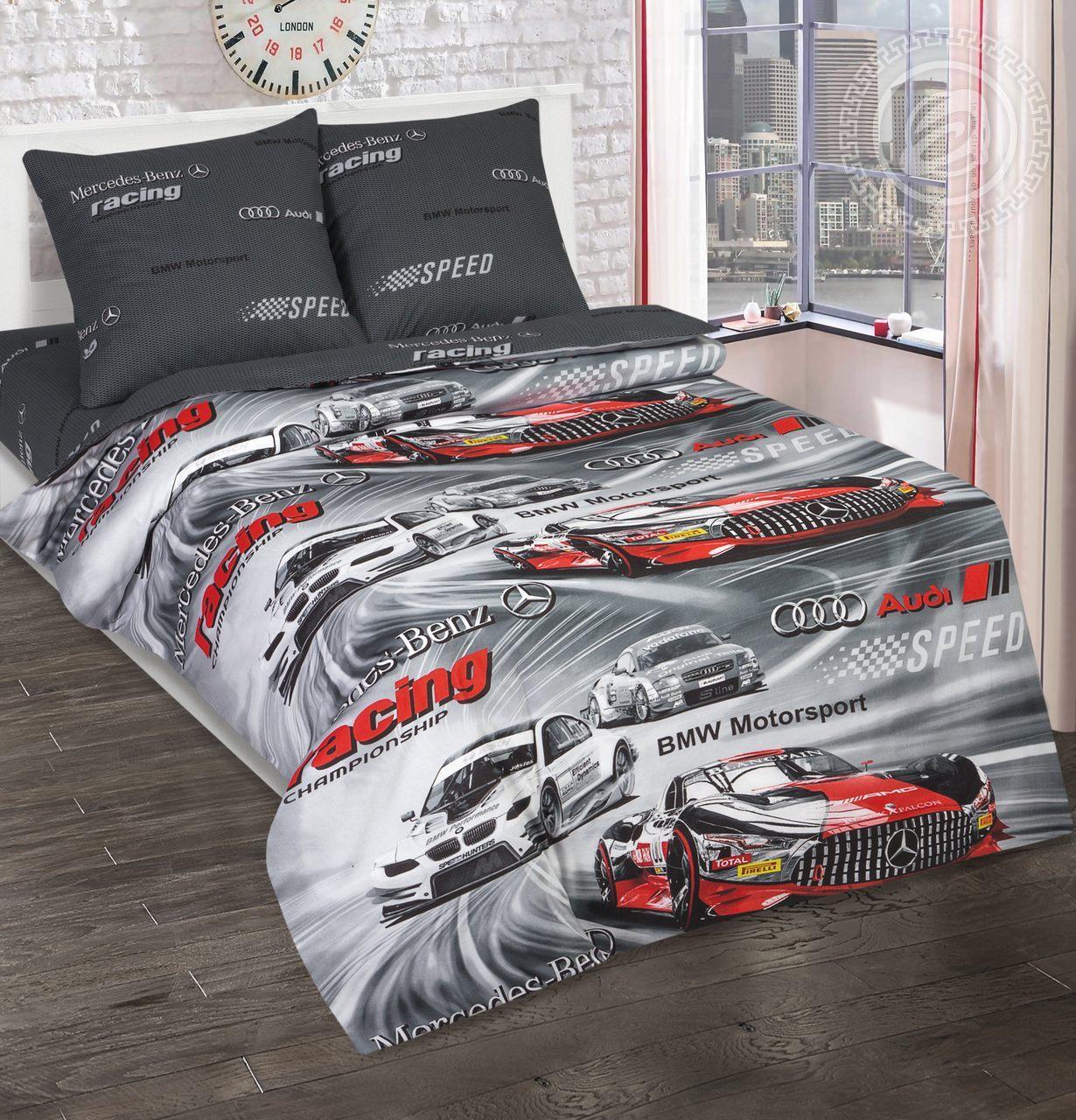 Детское постельное белье из поплина Мажор Артпостель