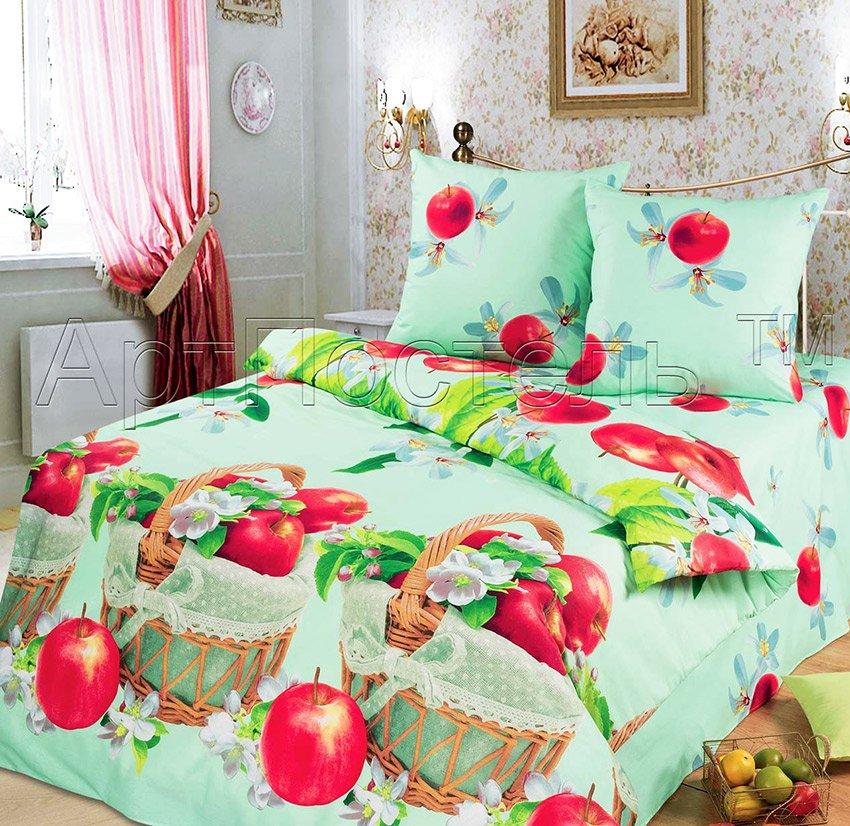 Наливные яблочки постельное белье из бязи Арт постель