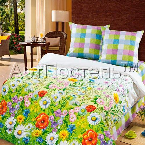 Родные просторы постельное белье из бязи Артпостель