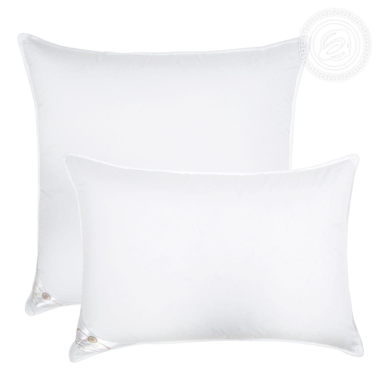 Пуховая подушка средняя Соната Артпостель
