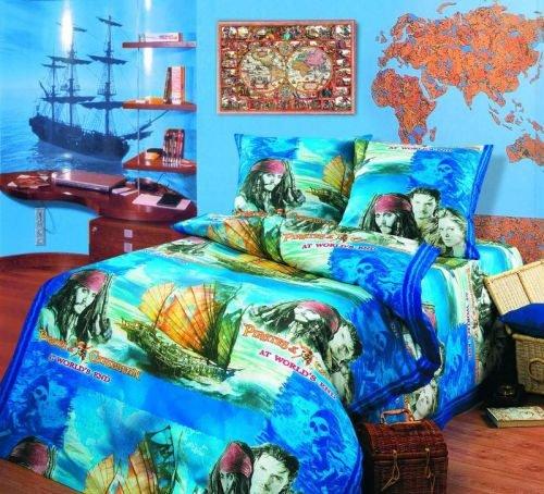 Пираты наволочки из комплекта Артпостель