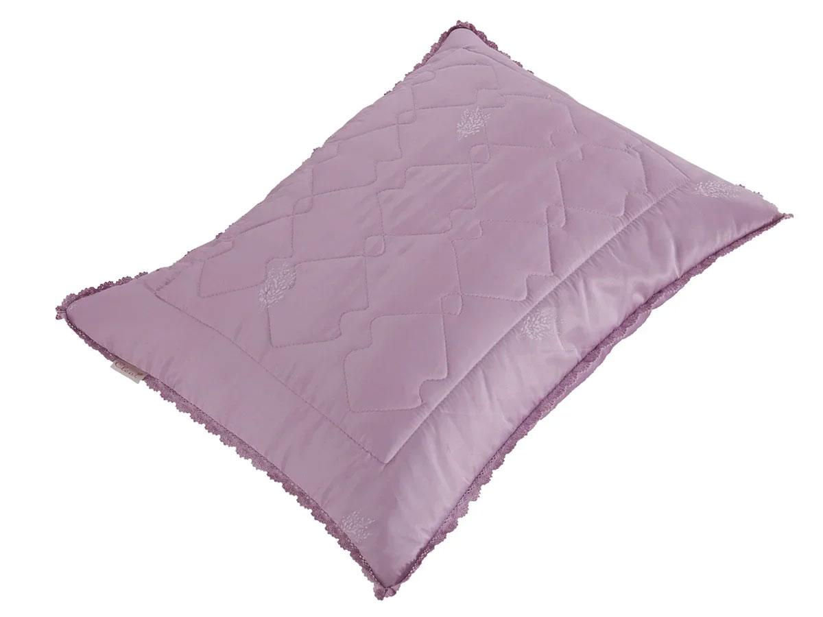 Подушка средняя Lavender flower 001-LV Cleo