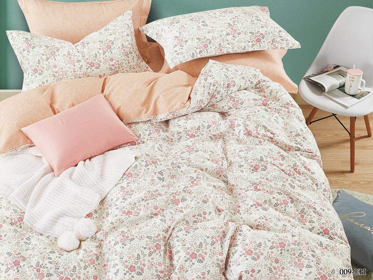 Комплект постельного белья из сатина Perfecto 009-EH Cleo