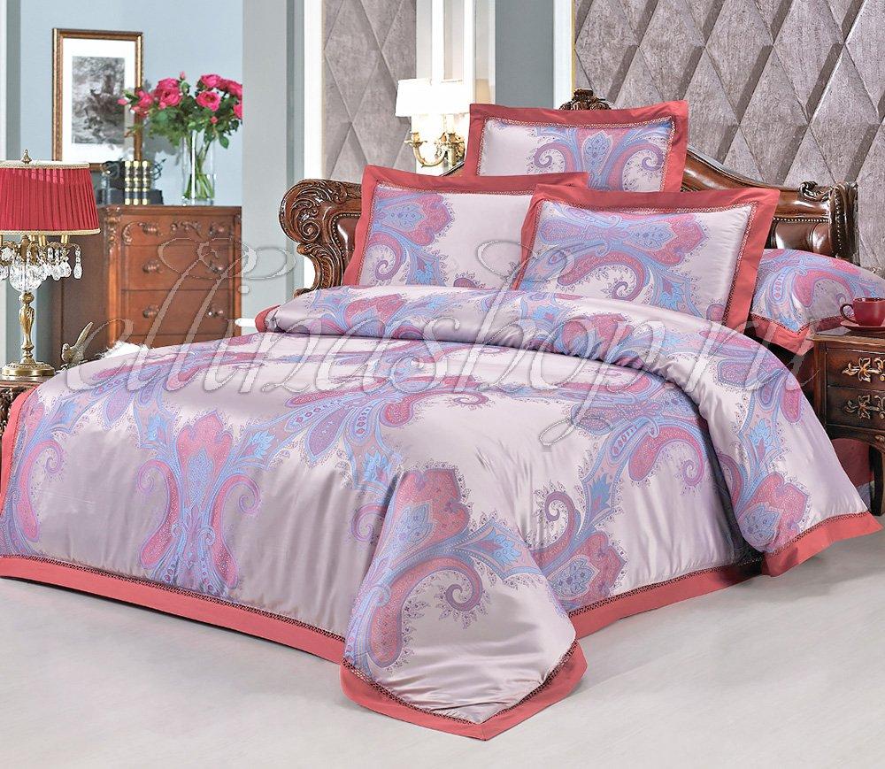 CLP-012 жаккардовое постельное белье Cleo