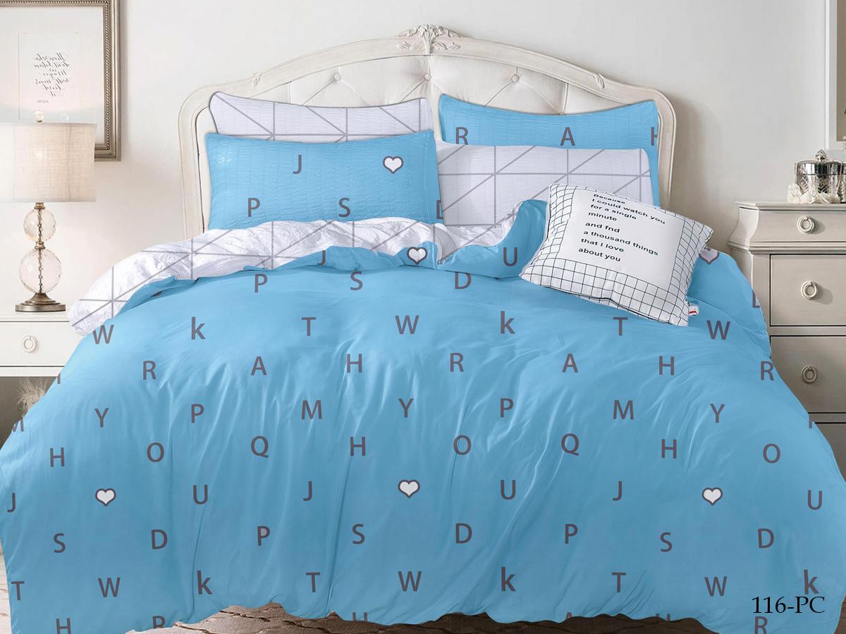 Комплект постельного белья из поплина 116-PC Cleo