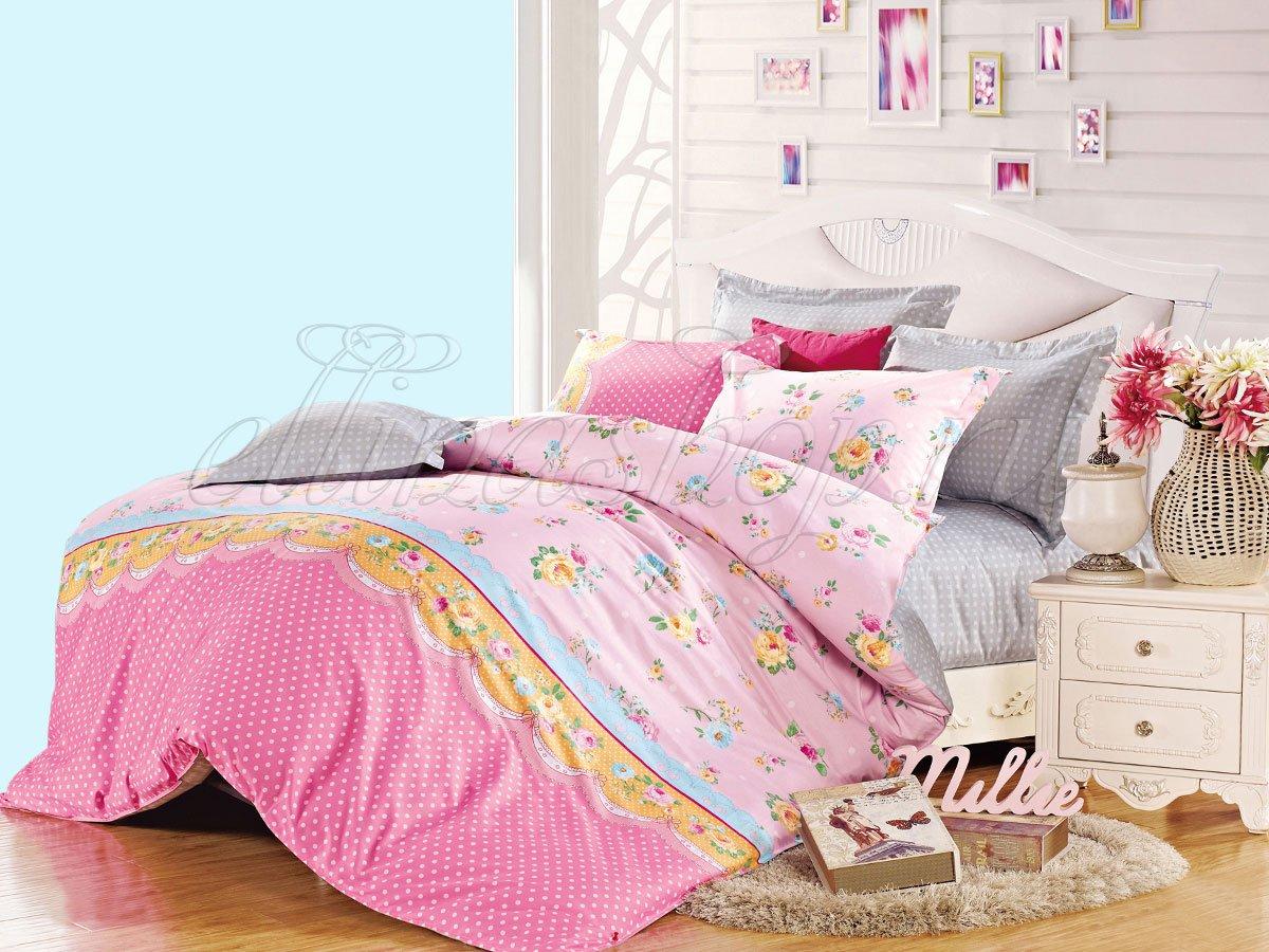 SP-139 комплект постельного белья из сатина Cleo