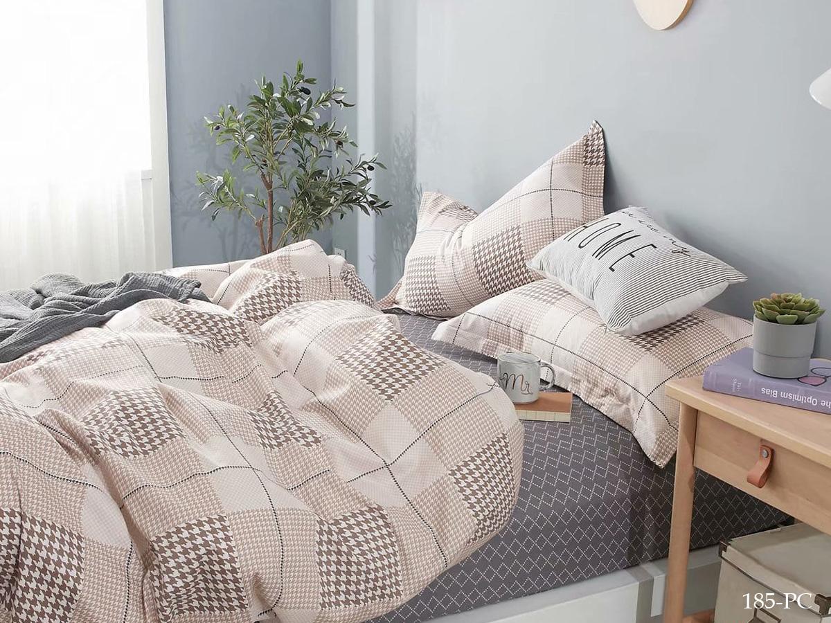 Комплект постельного белья из поплина 185-PC Cleo