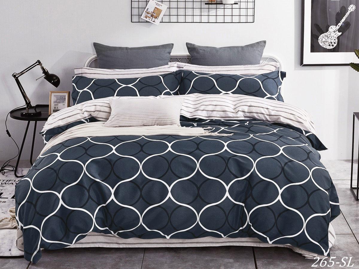 Комплект постельного белья из сатина 265-SL Cleo