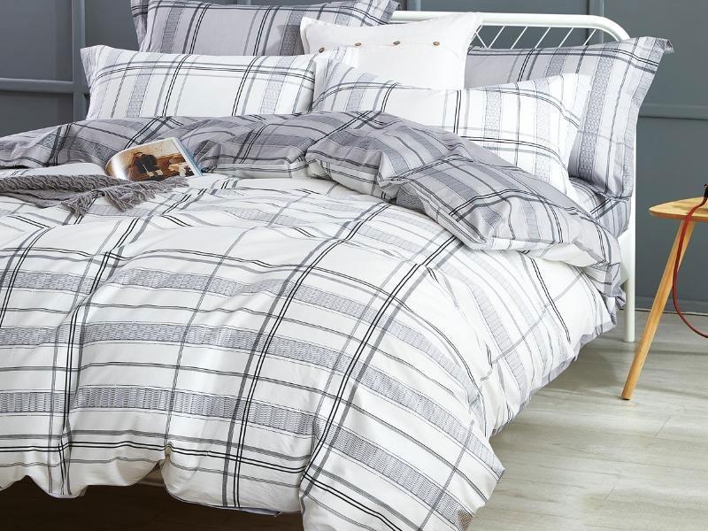 Сатиновое постельное белье 562-SL Cleo