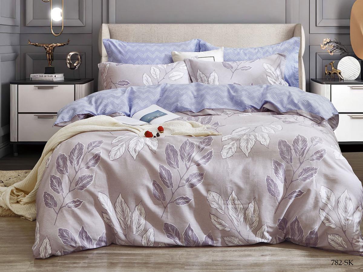 Комплект постельного белья из сатина 782-SK Cleo