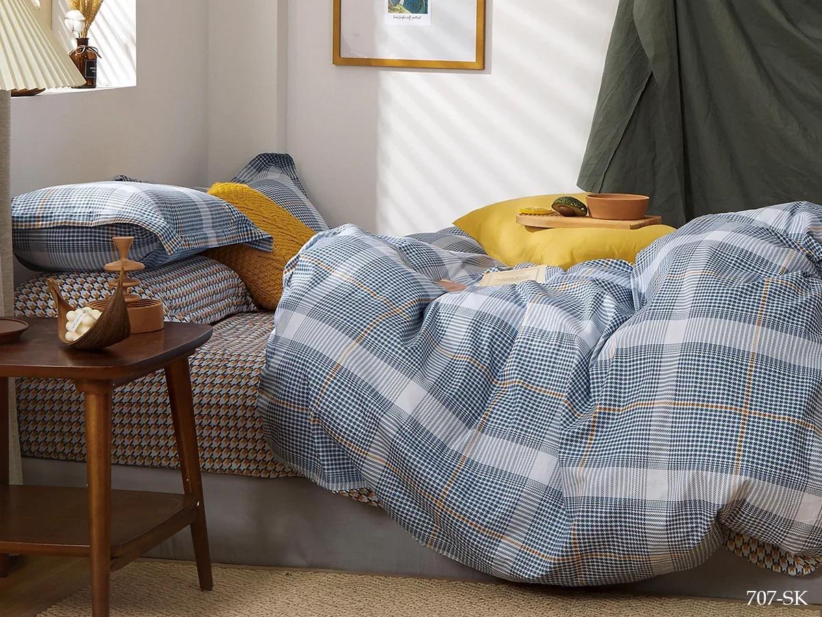 Комплект постельного белья из сатина 707-SK Cleo