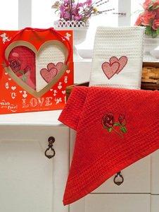 Новые коллекции кухонных полотенец марки Meteor