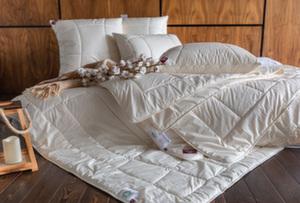 Подушки и одеяла класса LUXE от именитого австрийского бренда German Grass!