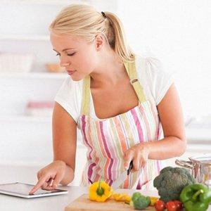 Сатиновые, поплиновые фартуки - красота, которая задает вкусную еду!