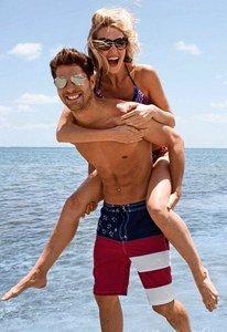Новинки пляжной одежды и купальников, плавок