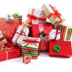 Украсьте новогодний подарок красиво! Новогодняя упаковка.