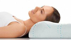 Ортопедические подушки - залог комфортного сна