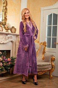 Красота и мягкость в новой коллекции мужских, женских халатов Five wien