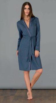 a2c93c128bc6 Байковый женский халат — купить в Москве по лучшей цене. Продажа ...