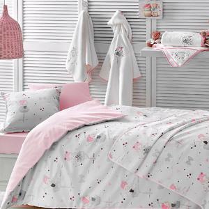Детское постельное белье в кроватку Miss Balerina Tivolyo
