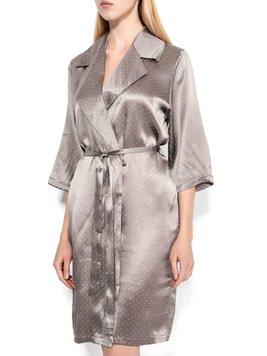 81fc515e7e0b5 Женский короткий шелковый халат — купить женские короткие шелковые ...