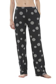 Женские брюки из трикотажа 16036 Mey