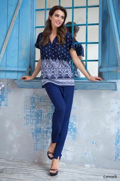 Комплект (блузка, брюки) 16216 Leona Mia-Mia